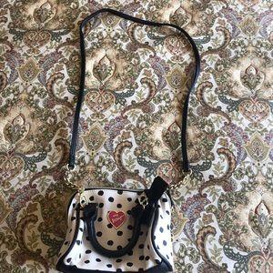 Vintage Betsy Johnson Bodycross Purse
